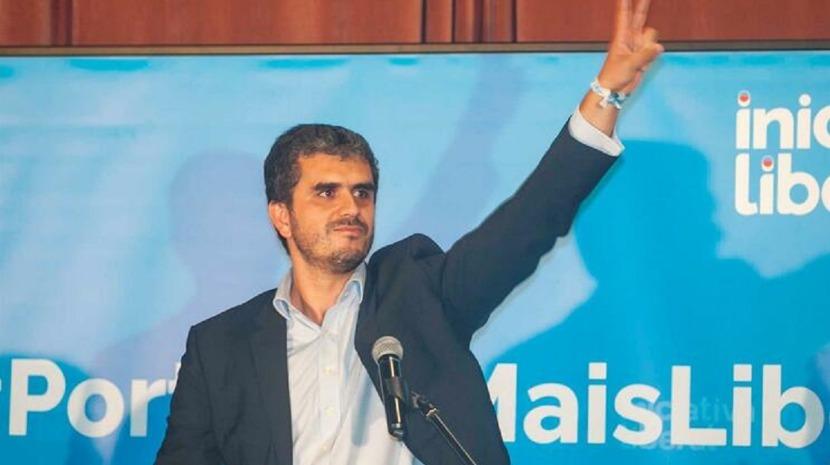 Carlos Guimarães Pinto deixa liderança da Iniciativa Liberal