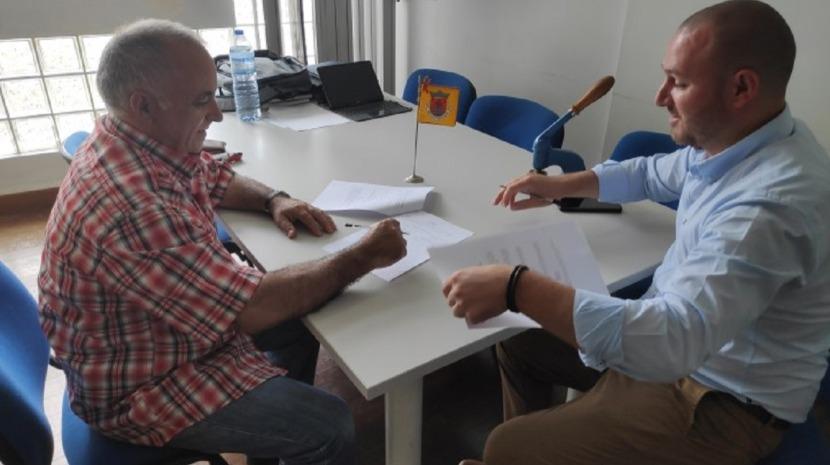 Junta apoia bombeiros da Ribeira Brava com 1.000 euros