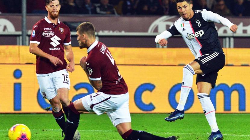 Juventus segura liderança com vitória no dérbi de Turim