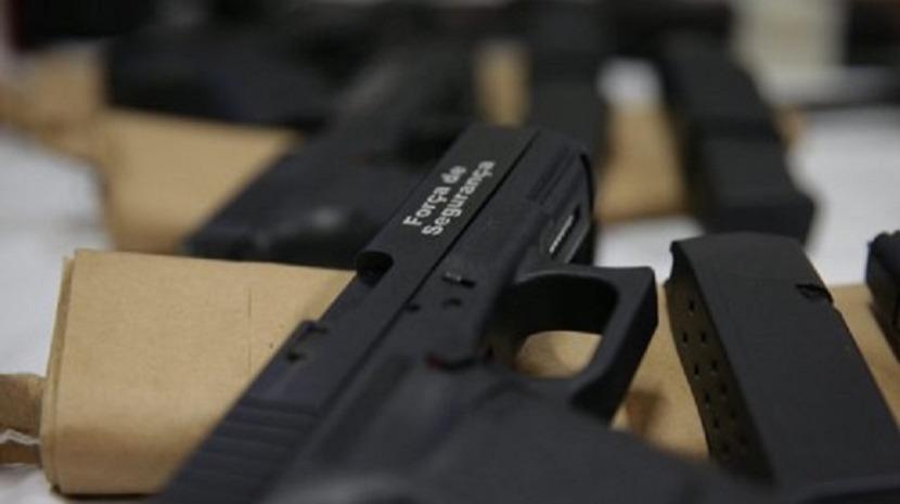 Ministério Público acusa 12 pessoas pelo furto de armas da PSP