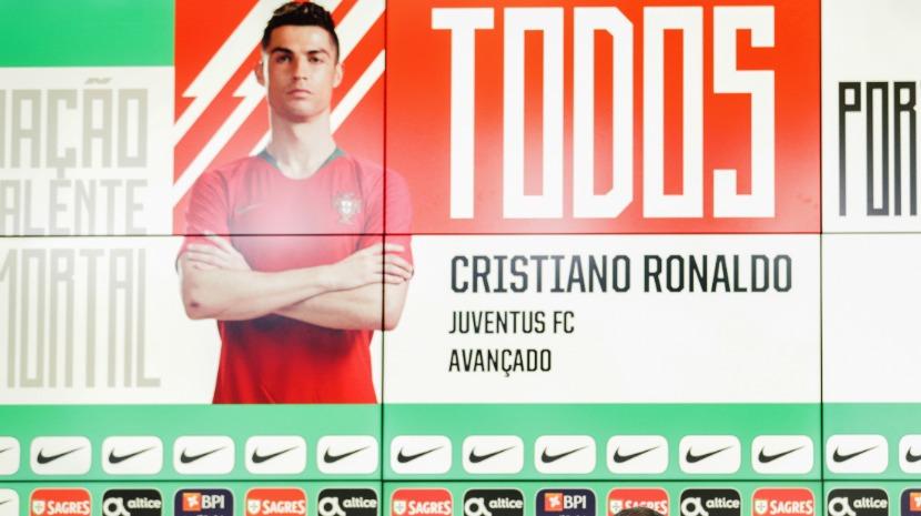 Aurélio Pereira compara Cristiano Ronaldo a