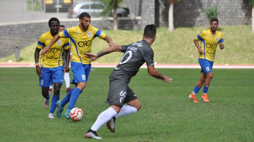 União rescinde com dois futebolistas madeirenses