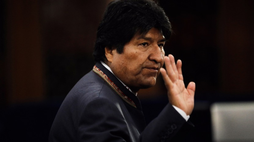Presidente da Bolívia Evo Morales demite-se