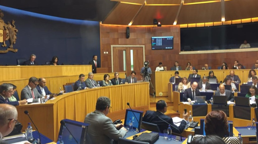 Calado diz que mexida das taxas do IVA depende da revisão das Lei das Finanças Regionais