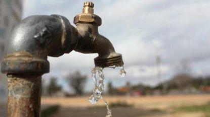 Intervenção na rede de abastecimento de água no Imaculado Coração de Maria