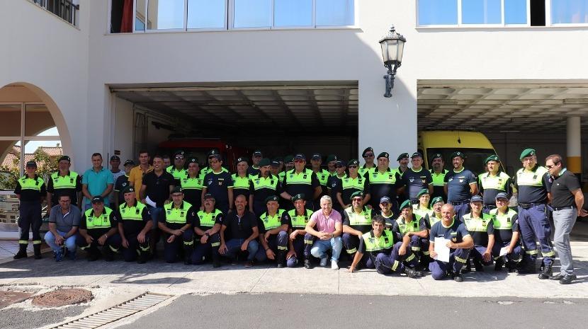 Bombeiros Sapadores de Santa Cruz  vão receber uma ambulância nova