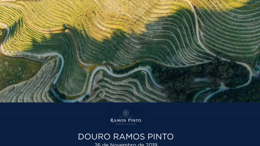Enólogo da 'Douro Ramos Pinto' na Associação de Barmen  no dia 26