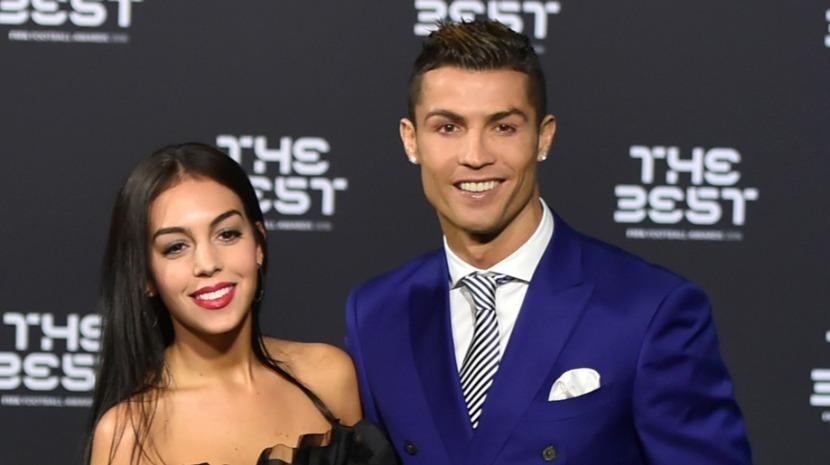 Cristiano Ronaldo terá casado em segredo com Georgina Rodríguez