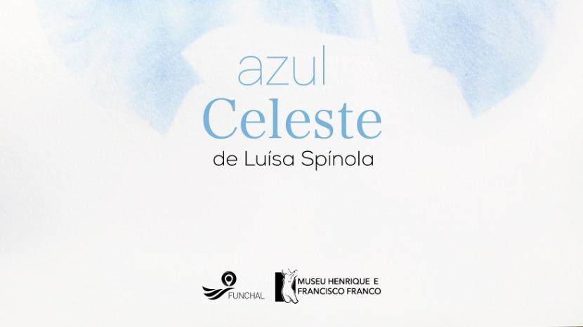 Luísa Spínola fecha o ano 2019 no Museu Henrique e Francisco Franco com 'azul Celeste'