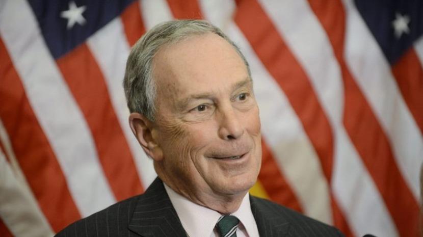 Michael Bloomberg candidata-se à presidência dos EUA para derrotar Trump