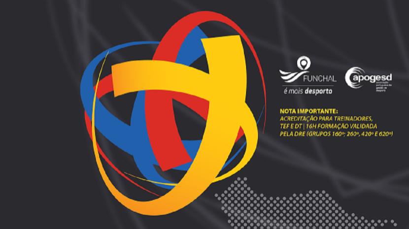 Realiza-se amanhã a sessão de abertura do XX Congresso Nacional de Gestão de Desporto