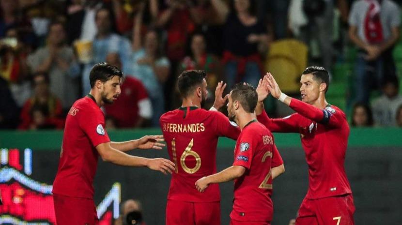 Euro2020: Portugal conhece hoje adversários da fase de grupos