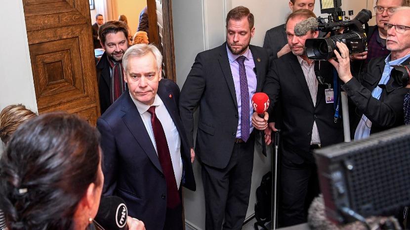 Primeiro-ministro da Finlândia demitiu-se
