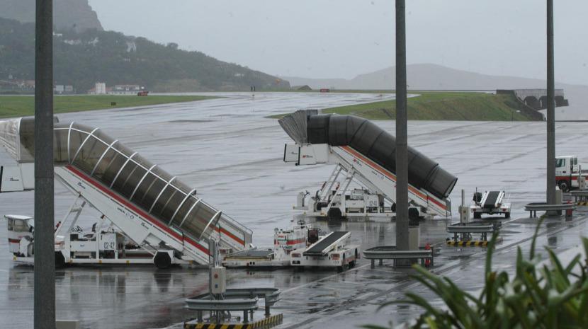 10 voos cancelados no Aeroporto Internacional da Madeira Cristiano Ronaldo