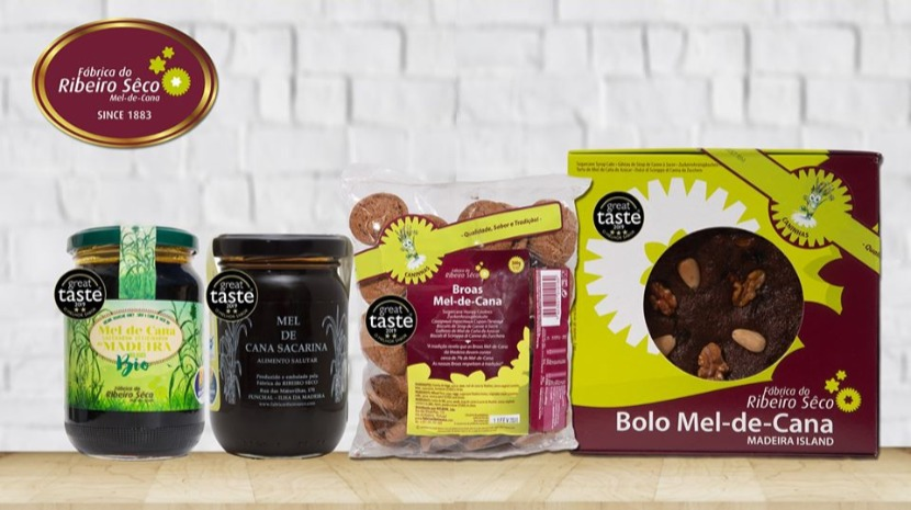 Fábrica Mel-de-cana do Ribeiro Seco premiada no Great Taste Awards 2019