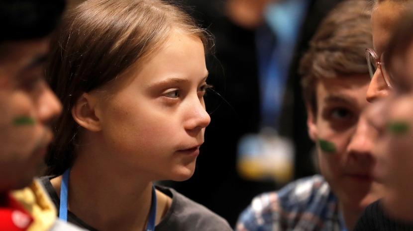 COP25: Jovens que Greta Thunberg inspirou