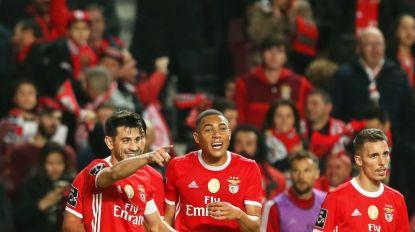 Benfica goleia Famalicão na Luz