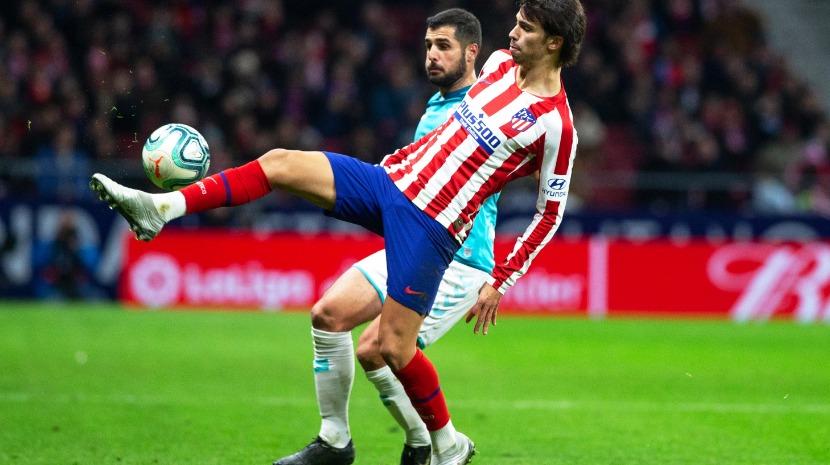 Atlético Madrid regressa às vitórias com João Félix em branco