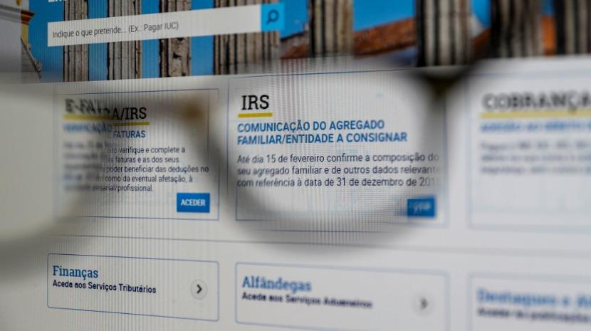 OE2020: Mais 30 mil famílias isentas de IRS no próximo ano