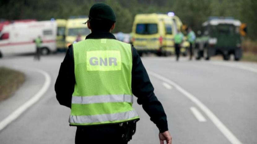 """Nove mortos e 38 feridos graves na operação """"Natal e Ano Novo"""" da GNR"""