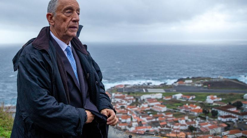 """Marcelo: Eventual recandidatura é decisão que está """"longe"""" de ser tomada"""