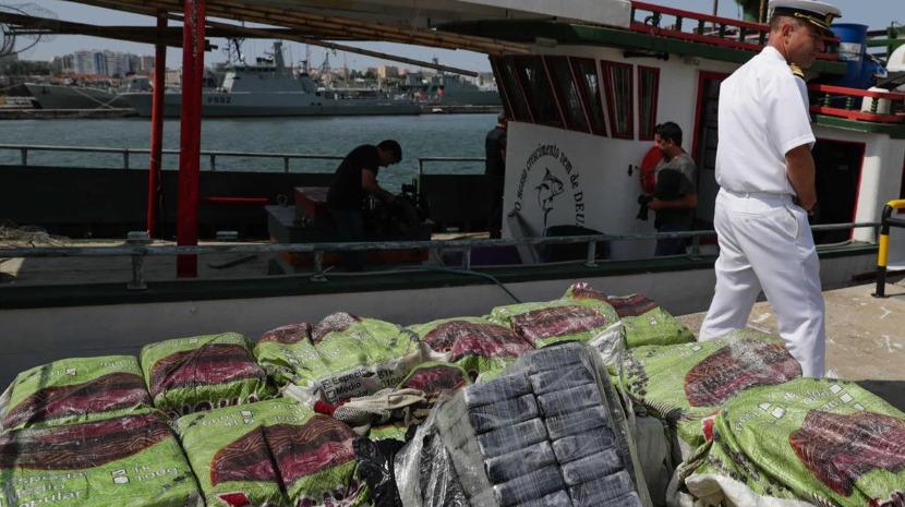 MP acusa sete brasileiros intercetados na costa de Cabo Verde com uma tonelada de cocaína