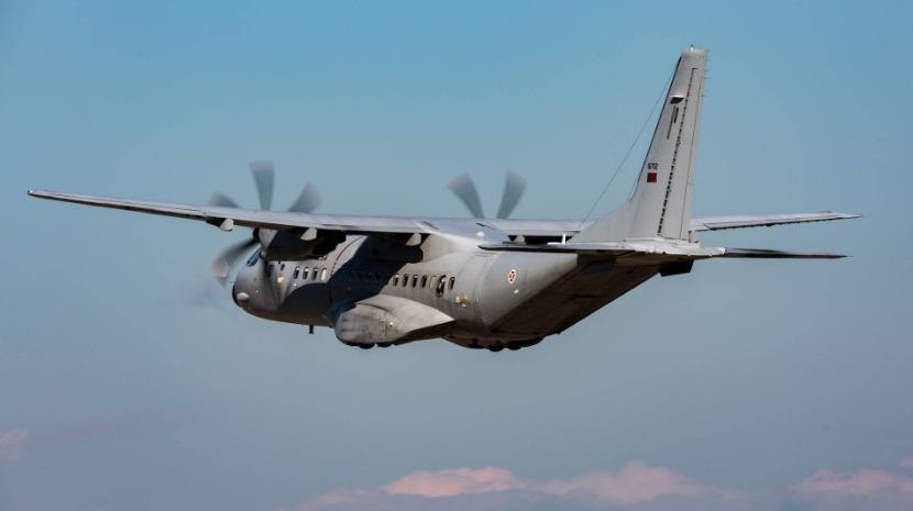 Força Aérea realiza transporte de órgãos para transplante