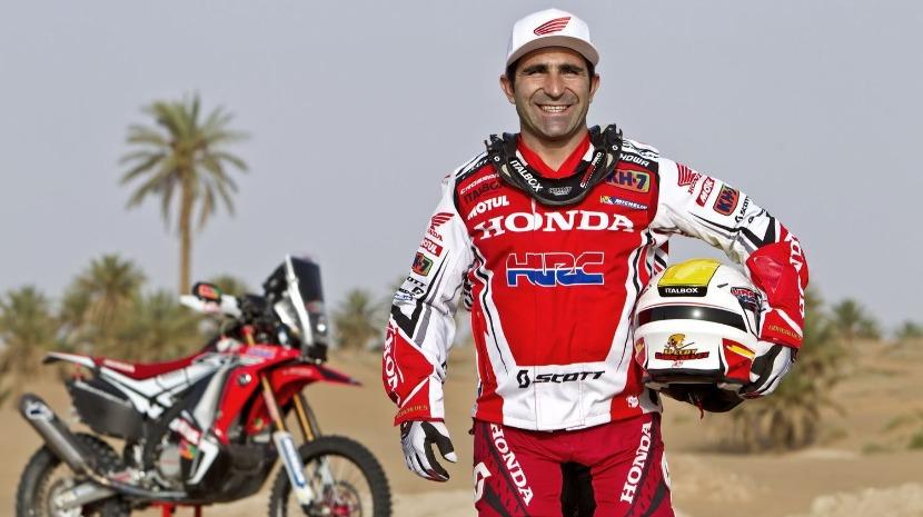 Dakar2020: Organização corrige e mantém Paulo Gonçalves em prova