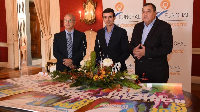 Maratona do Funchal conta já com 650 atletas internacionais inscritos