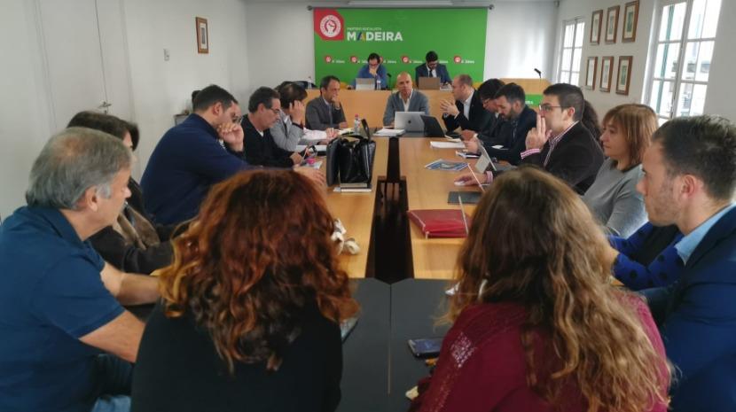 PS-M prepara debate do Orçamento Regional para 2020