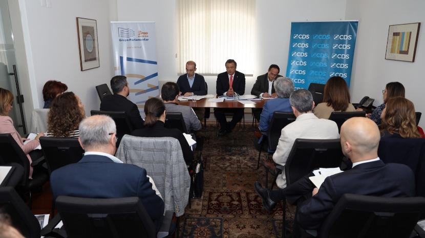 Pedro Calado defende revisão da Lei de Finanças Regionais
