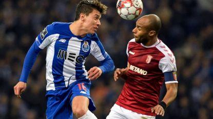 Braga derrota FC Porto no Estádio do Dragão