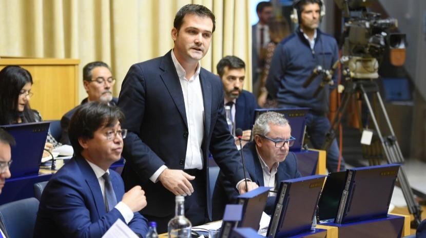 PSD deixou Santa Cruz com perdas de água na ordem dos 70%, lembra Rafael Nunes