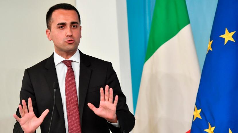 Di Maio deixa liderança do 5 Estrelas e pede refundação do partido italiano
