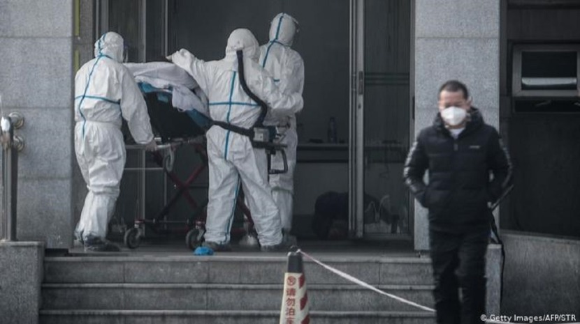 Vírus: Bruxelas acompanha caso e equaciona medidas preventivas para a UE