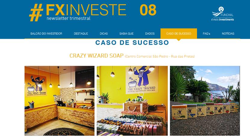 Funchal dedica newsletter trimestral à modernização do comércio tradicional