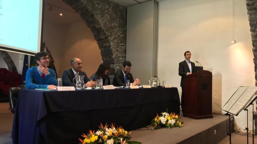 Hélder Spínola defende conceito de 'cultura ambiental' para responder à crise ecológica