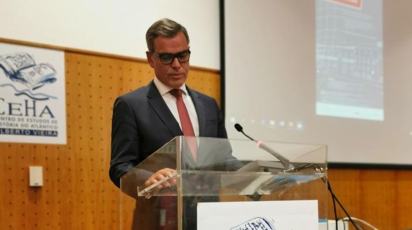 Secretário do Turismo e Cultura fala sobre a importância do investimento no Património Cultural
