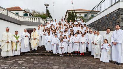 Igreja das Achadas da Cruz acolheu no passado domingo Festa de São Francisco Marto