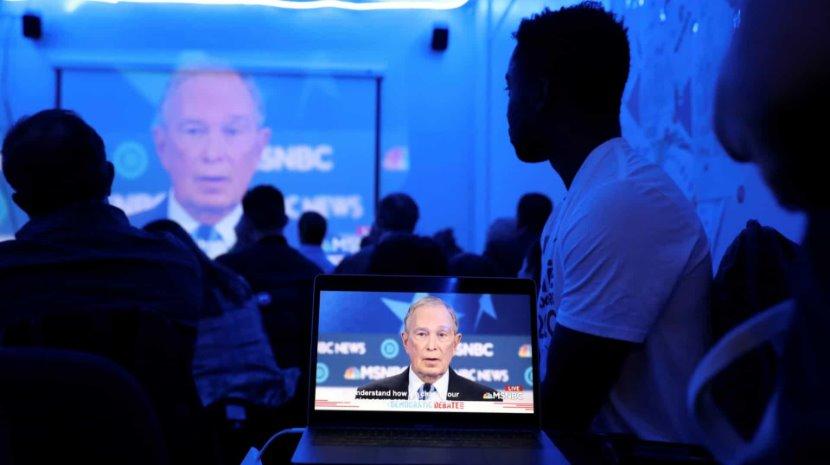 EUA/Eleições: Bloomberg alvo dos ataques dos candidatos democratas no debate em Las Vegas
