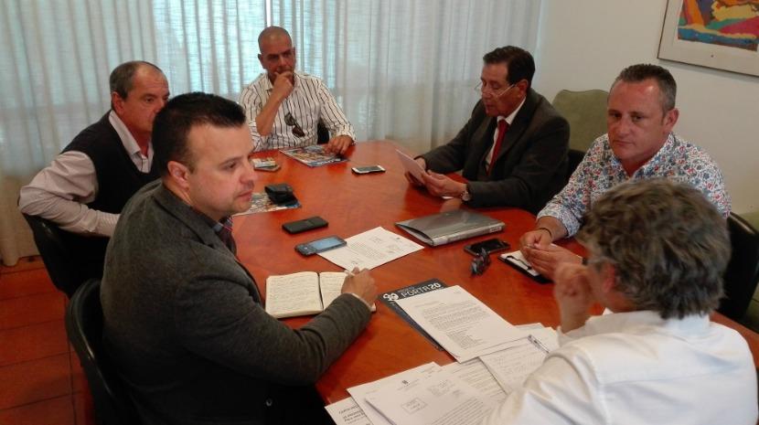 JPP ouviu preocupações relativas ao transporte de passageiros na Região