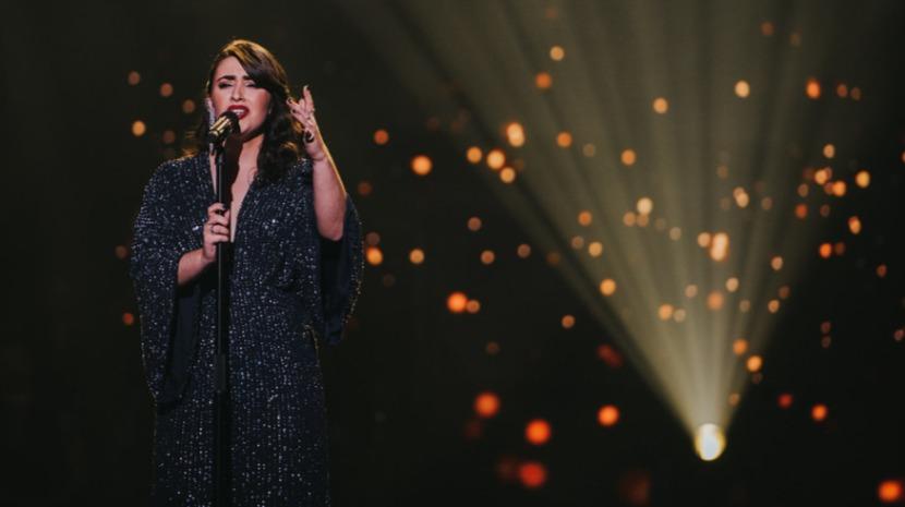 """""""Ainda não estou em mim"""", diz Elisa após passar à final do Festival da Canção"""