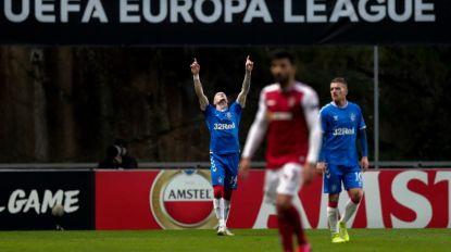 Sporting de Braga perde com Rangers e é eliminado da Liga Europa