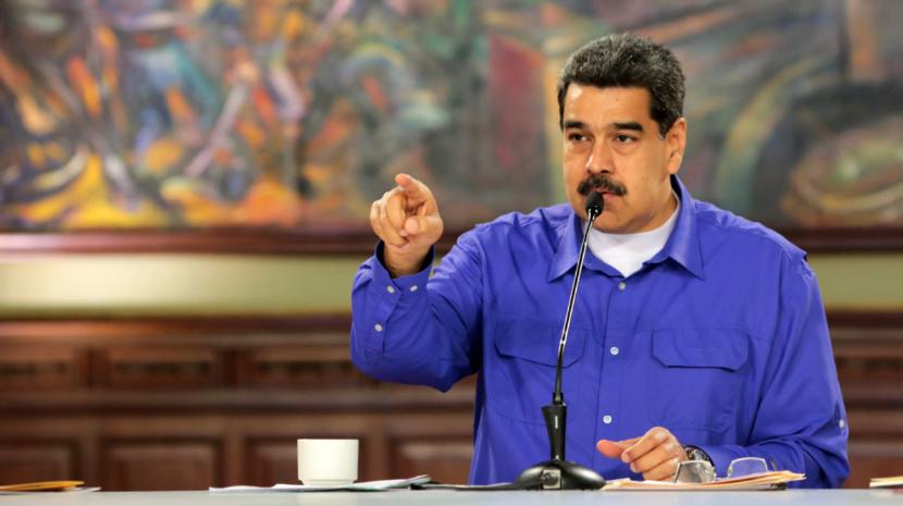 Venezuela condena decisão de ser declarada uma ameaça para a segurança dos EUA