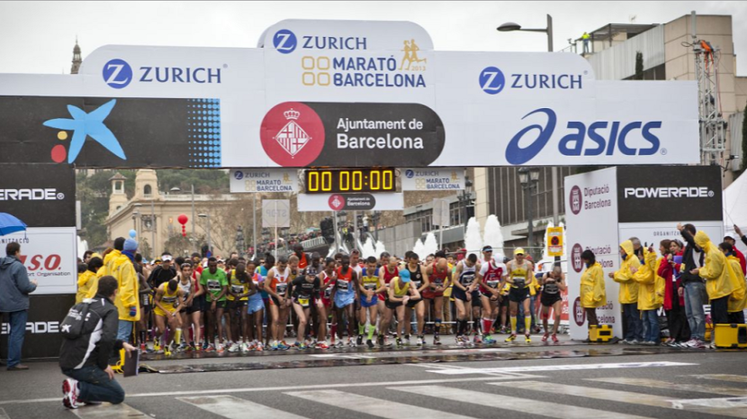 Covid-19: Maratona de Barcelona adiada para outubro