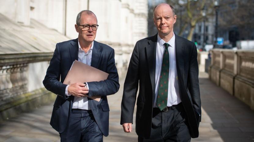 Covid-19: Governo britânico espera poder conter mortes abaixo de 20.000
