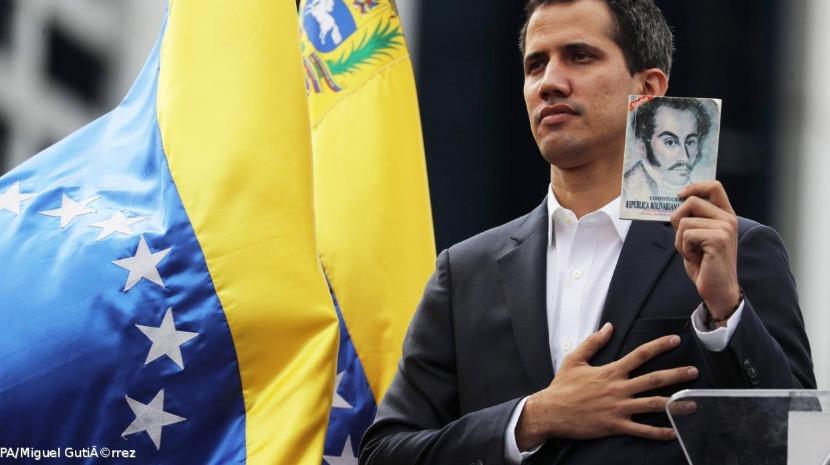 Venezuela: Ministério Público investiga Juan Guaidó por preparar golpe de Estado