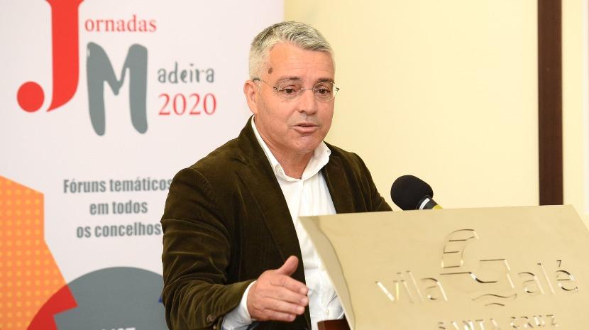 Jornadas Madeira 2020 - intervenção de Filipe Sousa