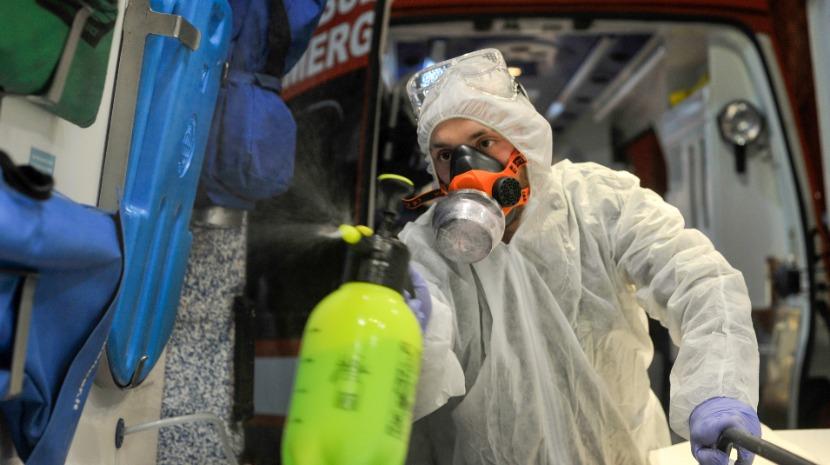 Covid-19: Alemanha ultrapassa os 50 mil casos de infeção