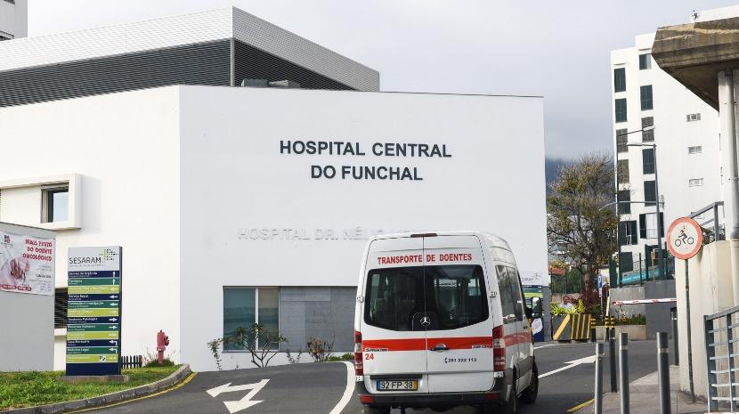 Doente internado no Hospital Dr. Nélio Mendonça está estável